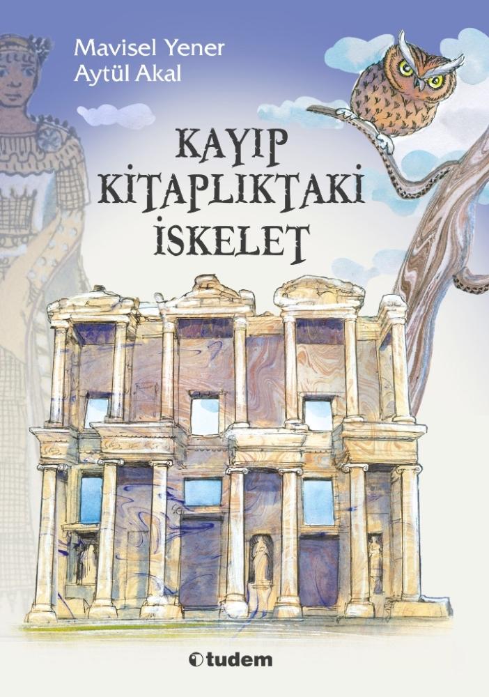 Kayıp Kitaplıktaki Iskelet Serisi